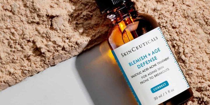 Serum trị mụn skinceuticals blemish + age defense 30ml